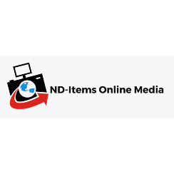 Logo bedrijf ND-Items Online Media
